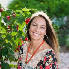 Dina Gilio-Whitaker will give a lecture regarding American Indians and native people who had influences on surfing culture during her Aug. 22 lecture at the San Onofre Parks Foundation Summer Lecture Series. Photo: Courtesy of Dina Gilio-Whitaker