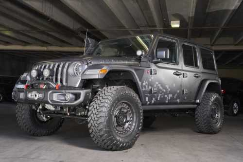 Tuttle-Click Jeep has joined Semper Fi Fund, headquartered at Camp Pendleton, to create a campaign that will support veterans and their families with the launch of a new and specially designed HERO Jeep. Photo: Courtesy of Errol Higgins Photography - Tustin