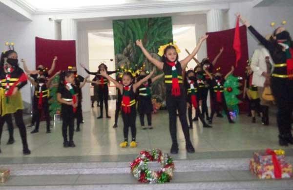 Los representantes de la Brigada José Martí en Venezuela