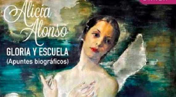 Disponible libro dedicado a Alicia Alonso