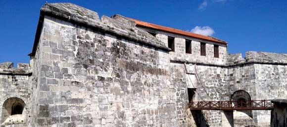 Historia del Castillo de la Real Fuerza de La Habana