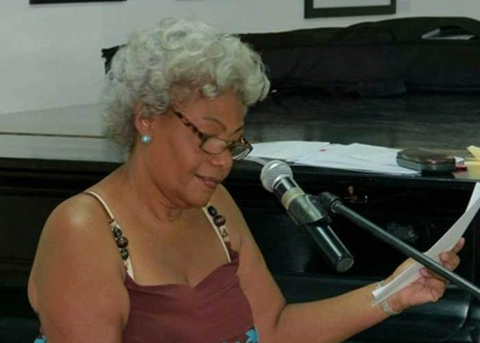 Alicia Mercedes Valdés Cantero