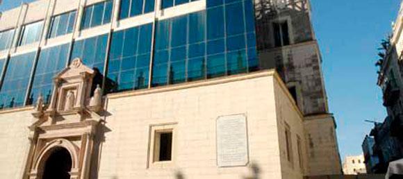 Concluyen obras de restauración en el Colegio San Gerónimo