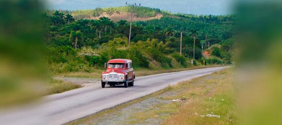 Historia y construcción de la Carretera Central de Cuba