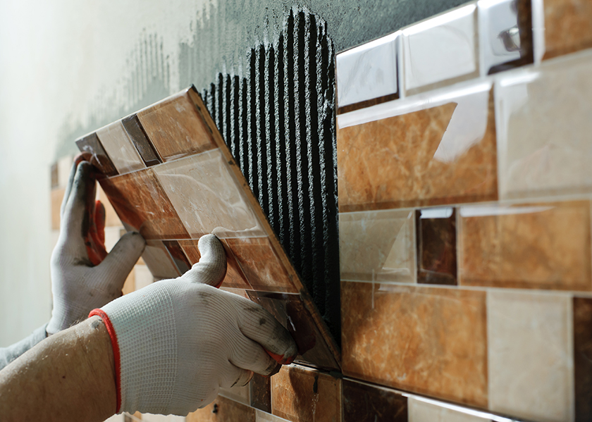 how to grout bathroom tiles blog