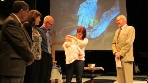 Baptism of Maya
