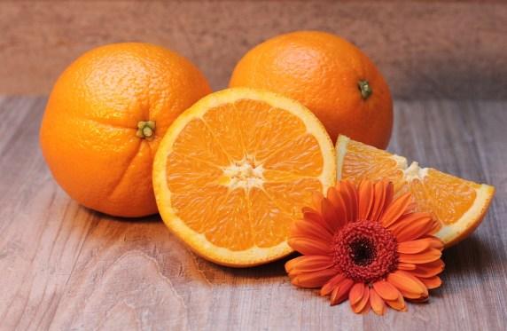 オレンジ 効果効能