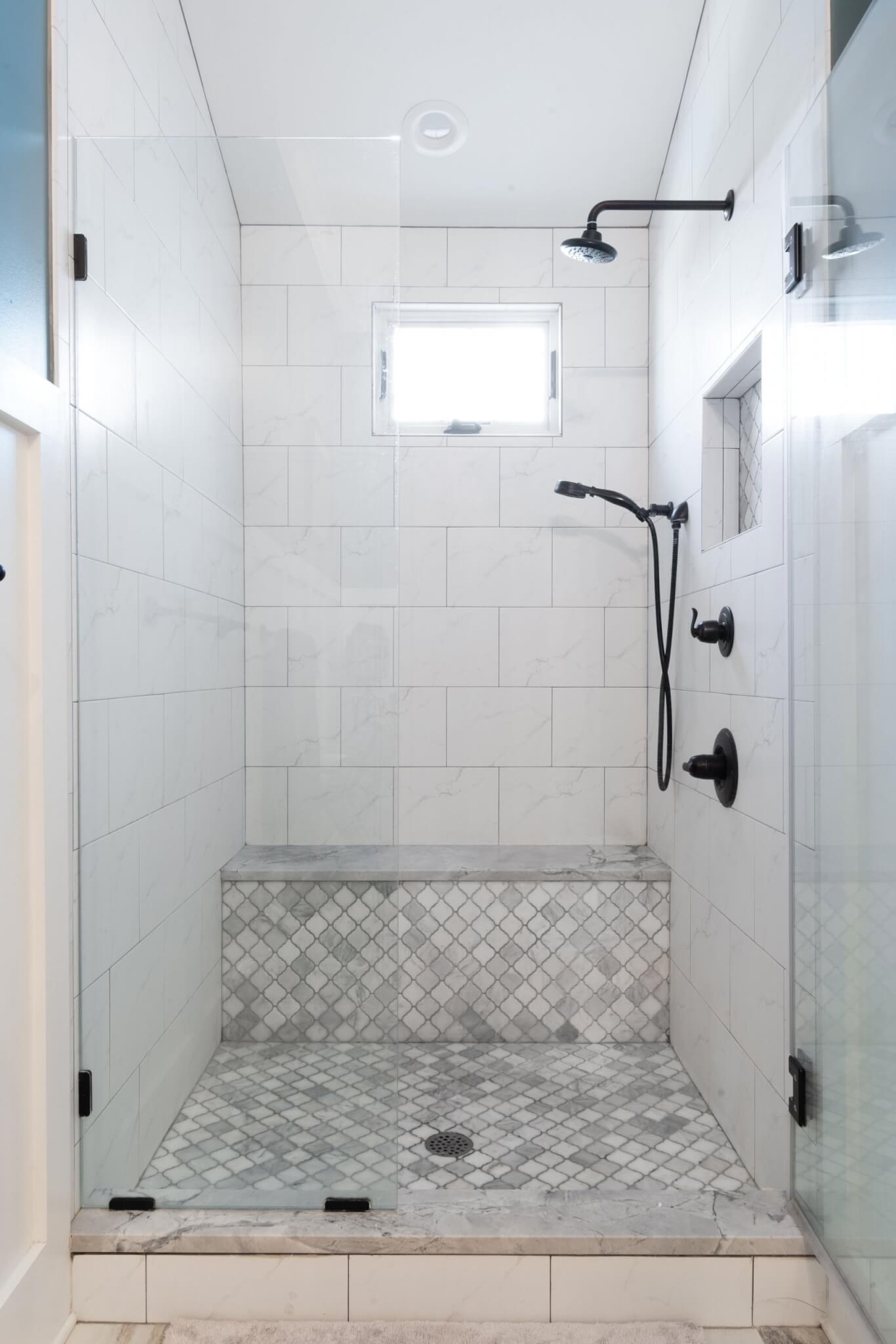 waterproofing your shower walls