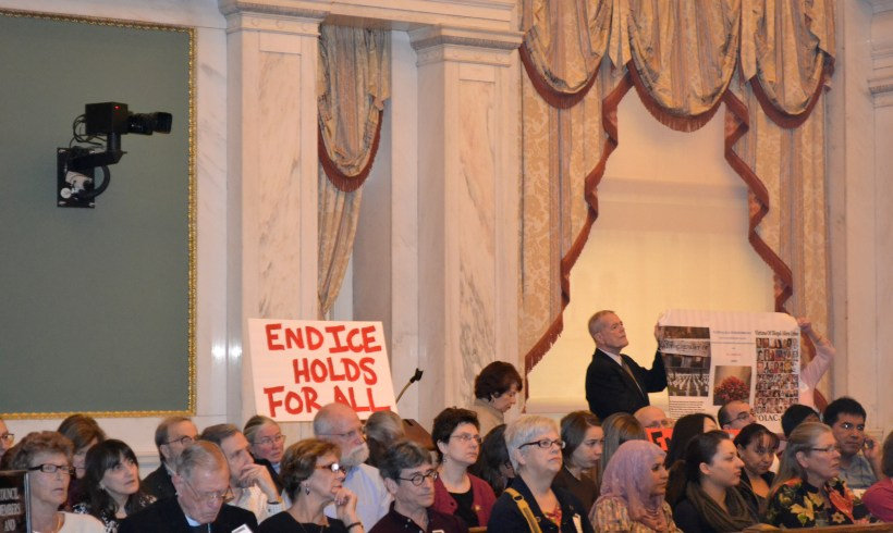 Philadelphia City Council hearing on ICE Holds
