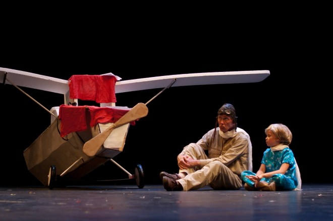 """""""The Little Prince"""", presented by Harmony Theatre Company and School at Rarig Proscenium. Photo: Dave Stagner."""