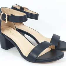 Sandale dama negre Dorina