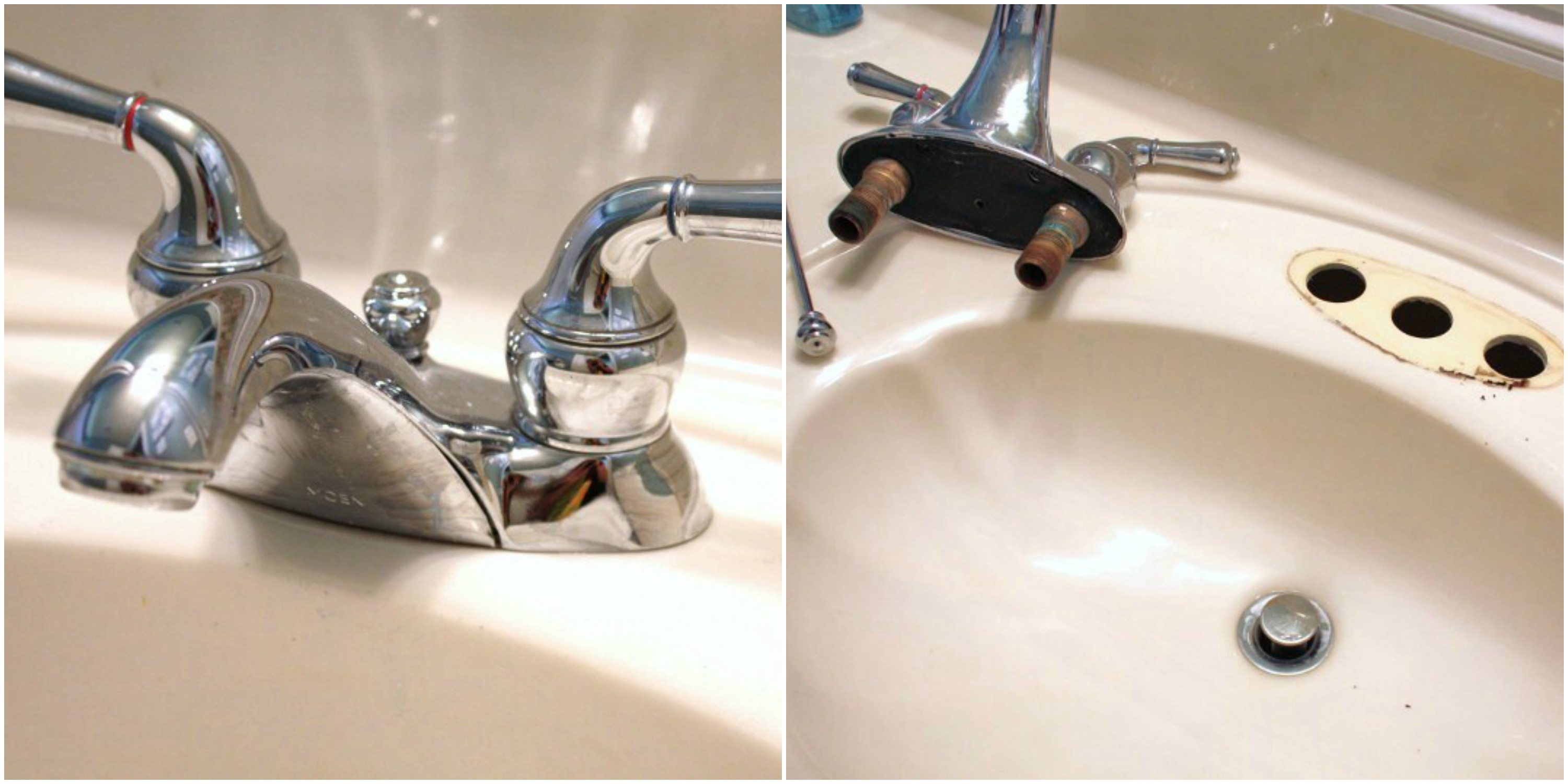 a woman s guide to installing a faucet