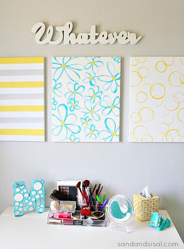 Easy Diy Wall Art Ideas