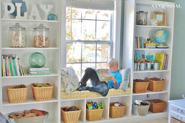Playroom Storage Ideas Decorating Built Ins