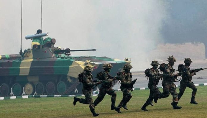 India's Military Exercises