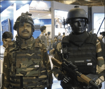 India's Robotic Doctrine in Hindi