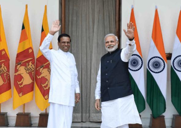 india-srilanka relations hindi