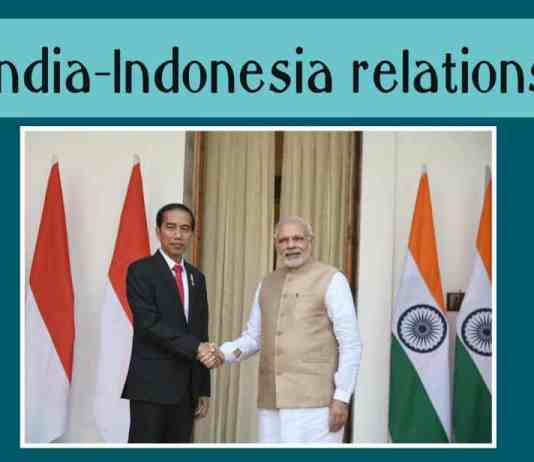 India-Indonesia Relations