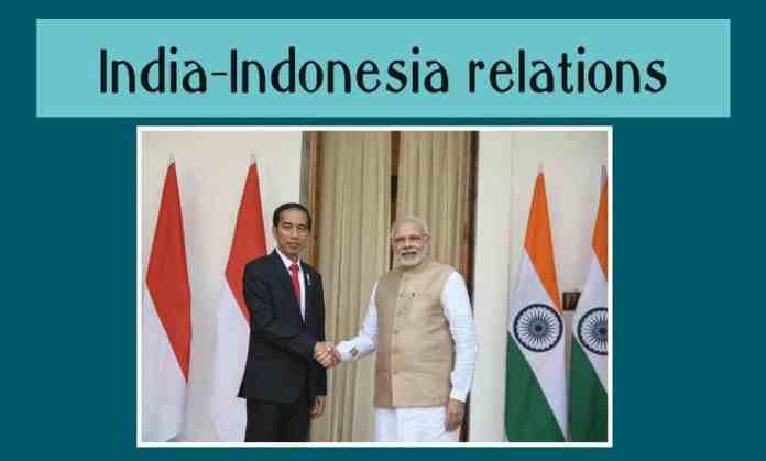 India-Indonesia Relations