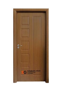 Интериорна врата модел 048-P C Златен Дъб