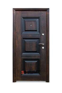 Блиндирана входна врата модел 888