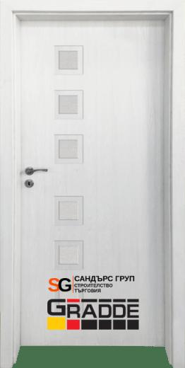 Интериорна врата Gradde Reichsburg СИБИРСКА ЛИСТВЕНИЦА