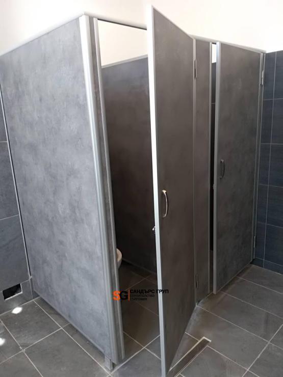 WC паравани