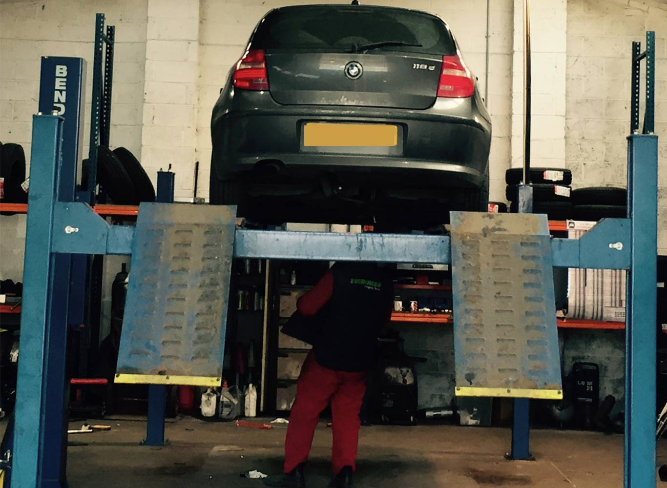 Sandbach Tyre Service