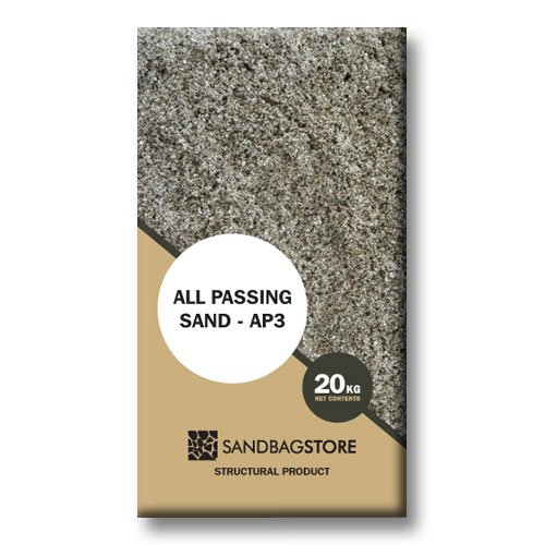 All Passing Sand