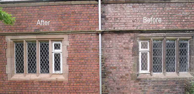 Sandblasting Dublin | Brick Cleaning