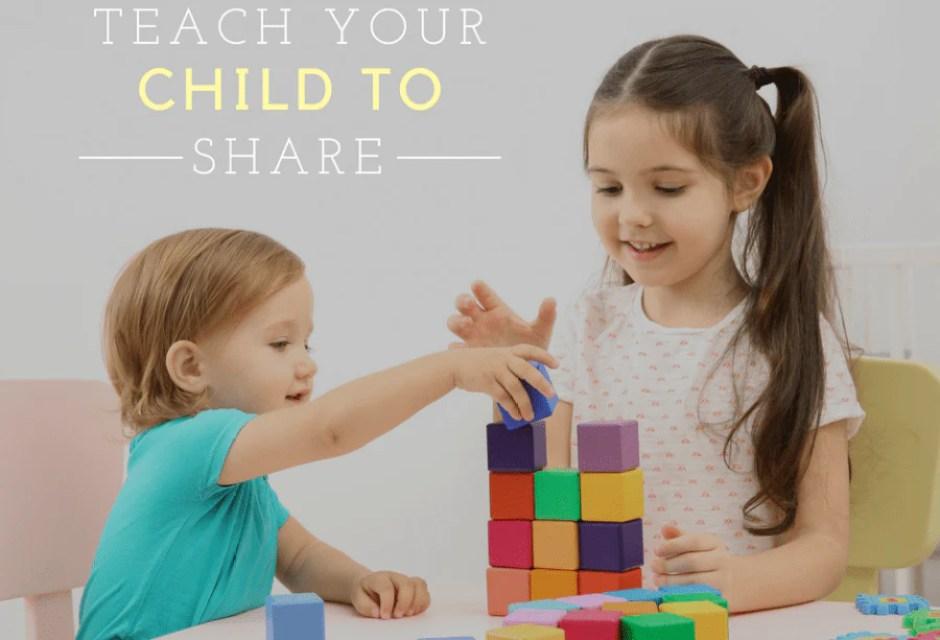 5 Skills Essential for Kindergarten – Sharing/ Taking Turns