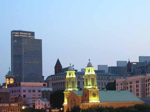 Albany Skyline Rejuvenate