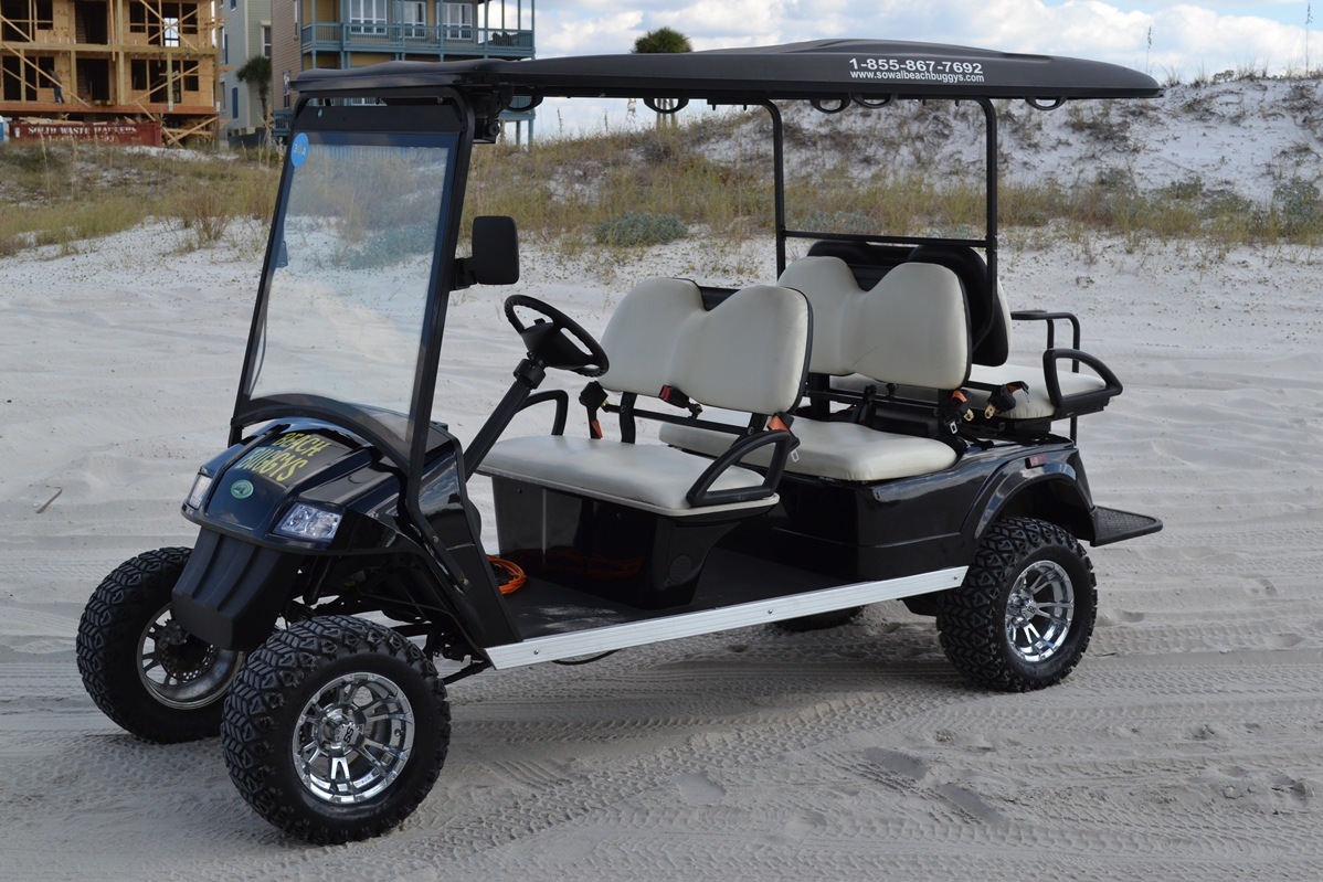 Santa Rosa Beach Golf Carts For Rent Street Legal Golf Cart Rentals