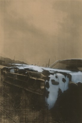 Untitled (Datsun 160B)