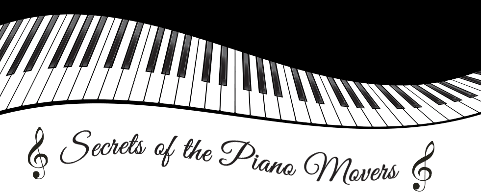 Secrets of the piano movers by Britannia Sandersteads