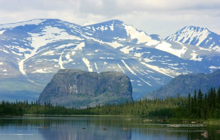 National Park Sarek