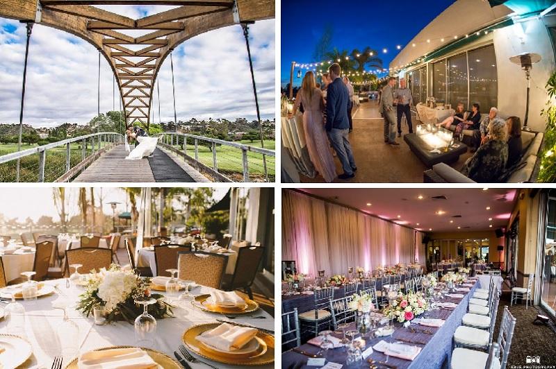 Affordable San Diego Wedding Venue Riverwalk Golf Club San