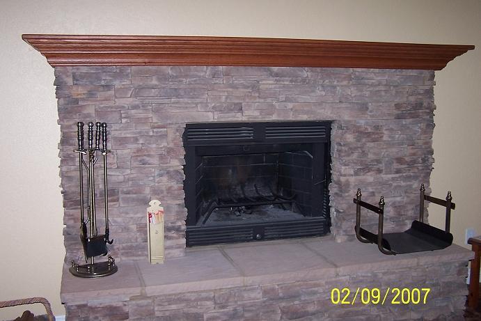 san diego fireplace