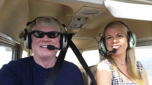 Flight training in San Diego