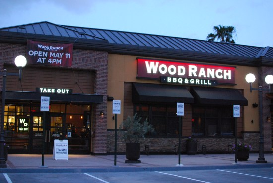 We got invited to the soft opening for the first Woodranch BBQ in San Diego.  They have about sixteen locations, mostly in the Los Angeles area. - Woodranch BBQ & Grill San Diego San Diego Food