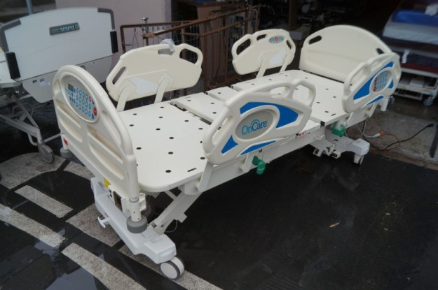 1 Oncare Harmony Low Hospital Bed