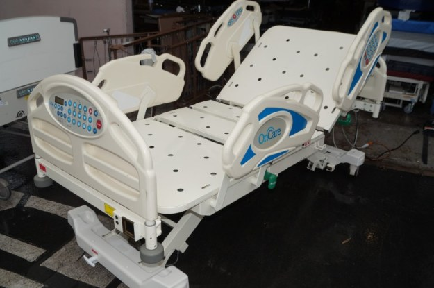 Oncare Harmony low hospital bed