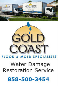 water damage extraction San Diego CA
