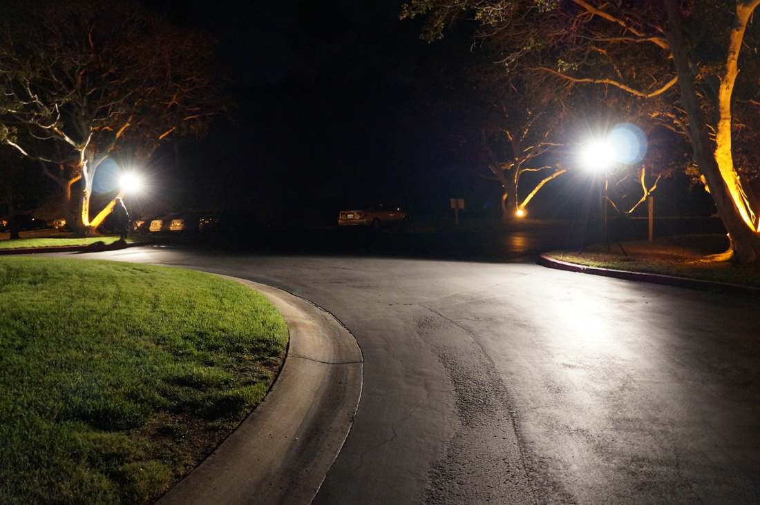 outdoor flood lighting rental for