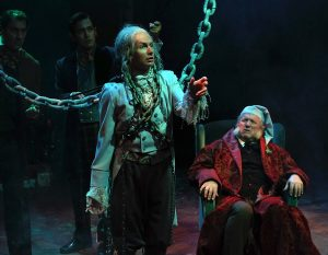 Image result for marley's ghost scrooge