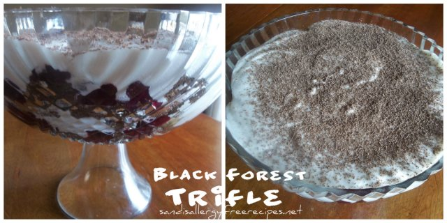 Black Forest Trifle 2