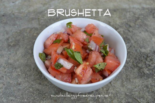 Brushetta-Paleo
