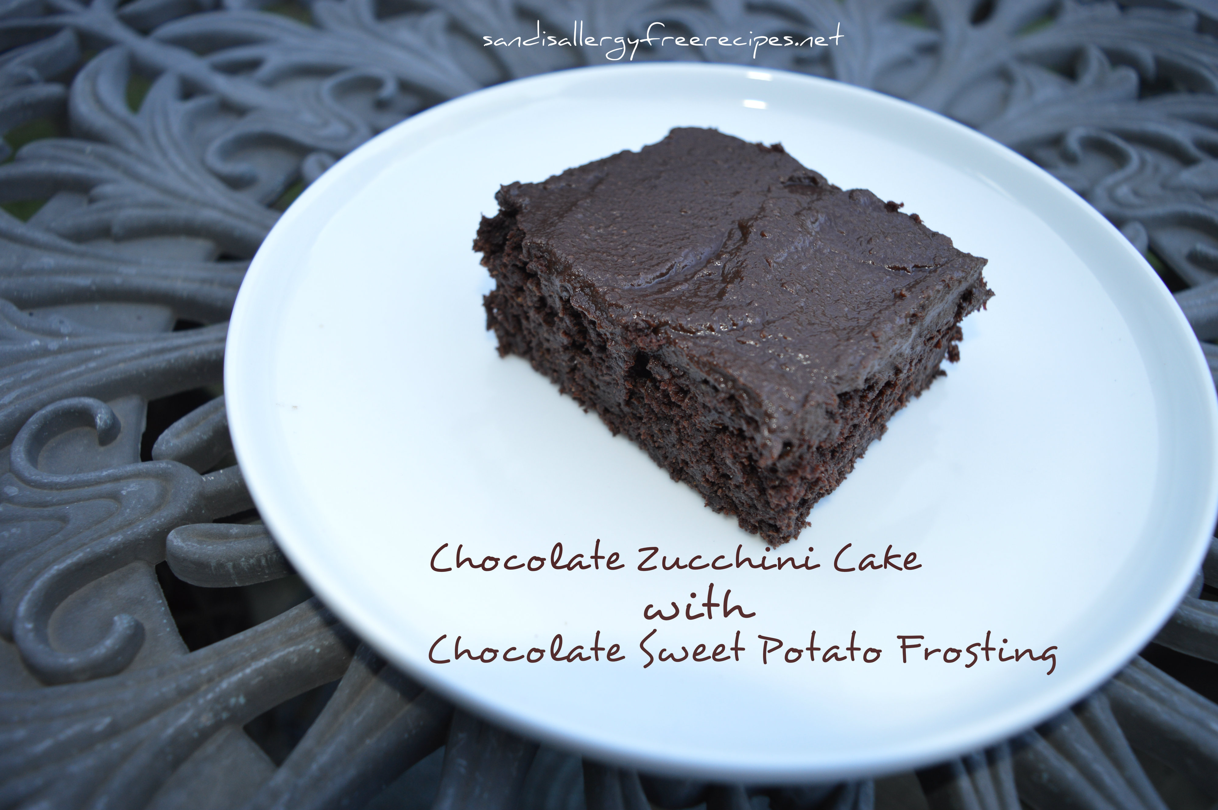 Double Chocolate Zucchini Muffins/ Loaves (Gluten Free/ Dairy Free ...