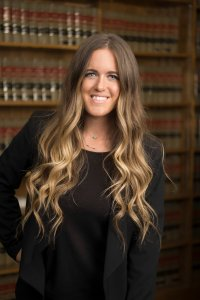Sarah McGinley - Sand Law - North Dakota - Criminal Defense - Personal Injury