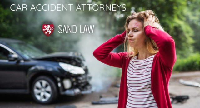 Sand Law - North Dakota - Car Accident Law Firm